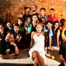 Satanism for Dummies: una foto promozionale del cast della serie