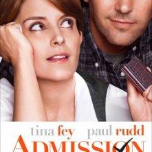 Admission: la locandina del film