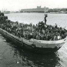 Anija - La nave: una scena del documentario diretto da Roland Sejko