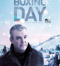 Boxing Day: la locandina del film