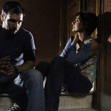 Ci vediamo a casa: Ambra Angiolini e Edoardo Leo sono Vilma e Franco in una scena
