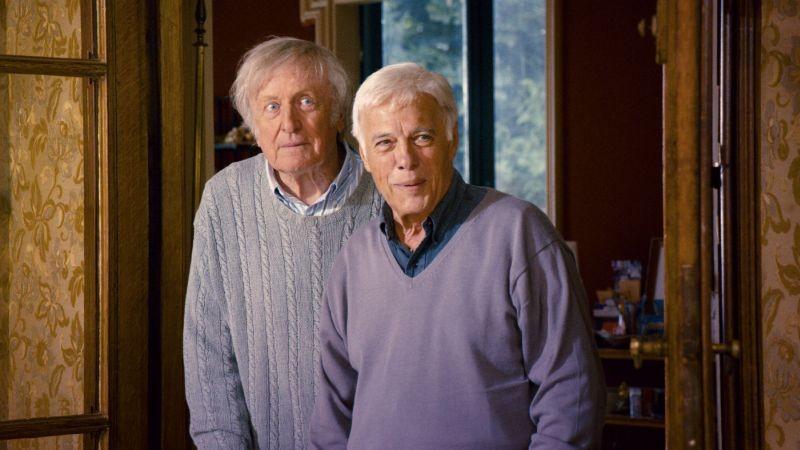 E Se Vivessimo Tutti Insieme Claude Rich E Guy Bedos In Una Scena Del Film 257912