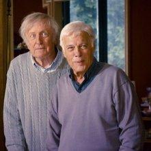 E se vivessimo tutti insieme?: Claude Rich e Guy Bedos in una scena del film