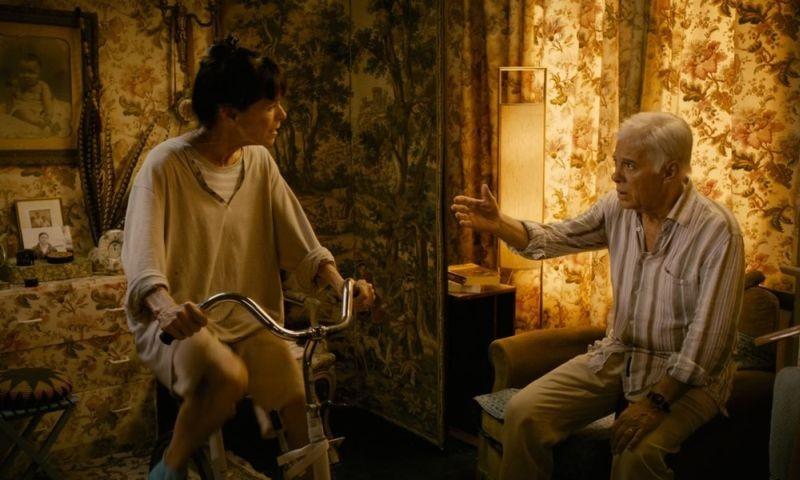 E Se Vivessimo Tutti Insieme Geraldine Chaplin E Guy Bedos In Una Scena 257920