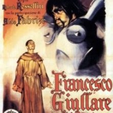 Francesco, giullare di Dio: locandina originale