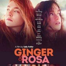 Ginger & Rosa: la locandina del film
