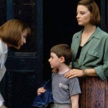 Jodie Foster, Adam Hann-Byrd, Dianne Wiest in Il mio piccolo genio (Little Man Tate)