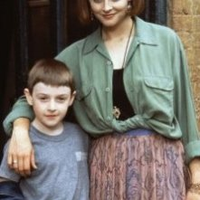 Jodie Foster e Adam Hann-Byrd in Il mio piccolo genio (Little Man Tate)