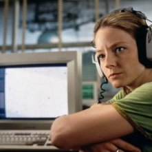 Jodie Foster è la dottoressa Eleanor Ann Arroway in Contact