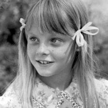 Jodie Foster nel film Tom Sawyer, del 1973