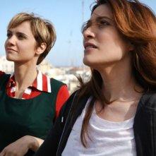 L'amore è imperfetto: Camilla Filippi e Anna Foglietta in una scena del film