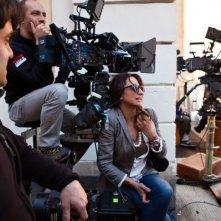 L'amore è imperfetto: la regista del film Francesca Muci sul set