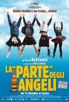 La parte degli angeli: la locandina italiana