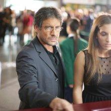 Melina - Con rabbia e con sapere: Antonio Faa e Giovanna Cacciola in una scena