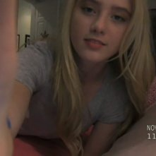 Paranormal Activity 4: Kathryn Newton in un'immagine del film