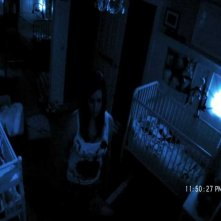 Paranormal Activity 4: Katie Featherston in una scena