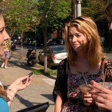 Peter Vack, Kim Shaw e Heléne Yorke in una scena dell'episodio Quind No Quo della prima stagione della serie In cerca di Jane