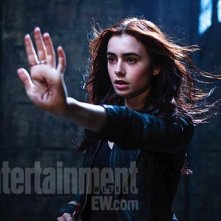 The Mortal Instruments: City of Bones - La prima immagine di Lily Collins
