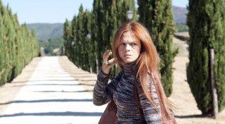 Una famiglia perfetta: Eugenia Costantini in un'immagine del film