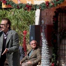 Una famiglia perfetta: Marco Giallini in una scena del film