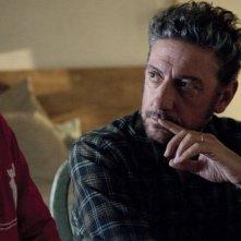 Una famiglia perfetta: Sergio Castellitto col piccolo Giacomo Nasta in una scena del film
