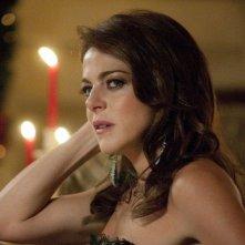 Una famiglia perfetta: una sensuale Claudia Gerini in una scena del film