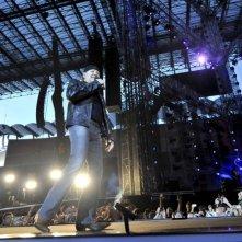 Vasco Live Kom 011: un'immagine dal film concerto di Vasco Rossi