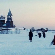 Anna Karenina: una suggestiva immagine tratta dal film di Joe Wright