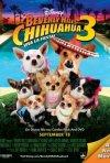 Beverly Hills Chihuahua 3: Viva La Fiesta!: la locandina del film