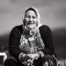 Dimmi che destino avrò: Muniba Selimovic, nei panni della nonna di Alina, in una foto promozionale