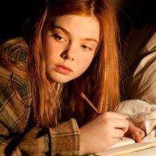 Elle Fanning in un'immagine del dramma Ginger & Rosa
