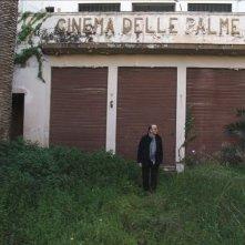 Giuseppe Tornatore - Ogni film un'opera prima: Giuseppe Tornatore davanti al Cinema delle Palme