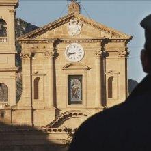 Giuseppe Tornatore - Ogni film un'opera prima: il duomo di Bagheria in una scena del documentario