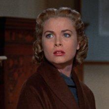 Il delitto perfetto: Grace Kelly in una sequenza del film