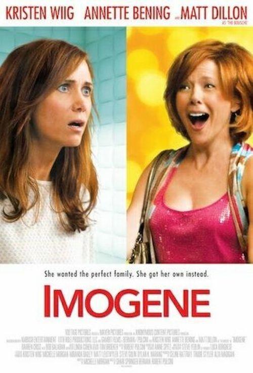 Imogene Il Teaser Poster Del Film 258371