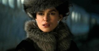 Keira Knightley in una scena di Anna Karenina