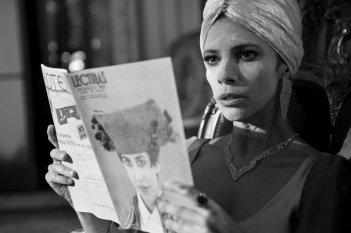 La matrigna Maribel Verdù in Blancanieves