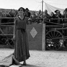 La protagonista Macarena Garcia in una scena di Blancanieves