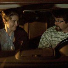 Smashed: Mary Elizabeth Winstead e Nick Offerman in una scena del film