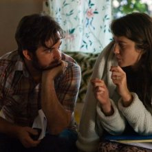 Smashed: Mary Elizabeth Winstead sul set con il regista James Ponsoldt