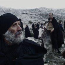 Su Re: una scena del film diretto da Giovanni Columbu