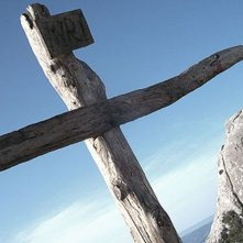 Su Re: una scena del film diretto da Giovanni Columbu sulla Passione di Cristo