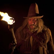 The Lords of Salem: Sid Haig in una scena del film