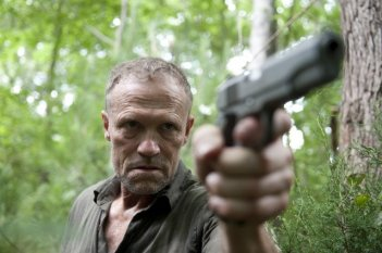 The Walking Dead: Michael Rooker è Merle Dixon nell'episodio La preda