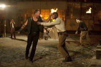 The Walking Dead: Michael Rooker tra gli Erranti, nell'episodio Basta una parola