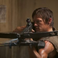 The Walking Dead: Norman Reedus è Daryl Dixon nell'episodio La preda