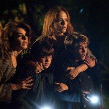 Una famiglia perfetta: una scena del film