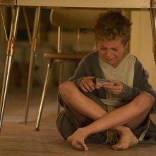 Chained: Evan Bird in una scena del film