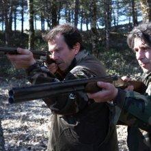 L'innocenza di Clara: Maurizio (Alberto Gimignani) e Giovanni (Luca Lionello) in una scena