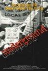 Underground: la locandina del film